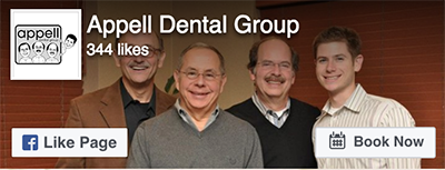 Facebook Like - Appell Dental Group